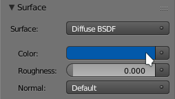 Material diffuse